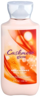 Bath & Body Works Cashmere Glow telové mlieko pre ženy 236 ml