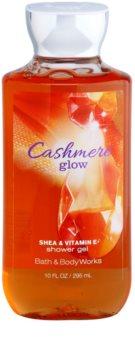 Bath & Body Works Cashmere Glow gel de duche para mulheres 295 ml