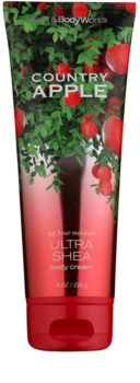 Bath & Body Works Country Apple telový krém pre ženy 236 ml