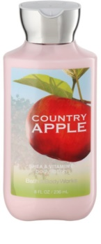 Bath & Body Works Country Apple mleczko do ciała dla kobiet 236 ml