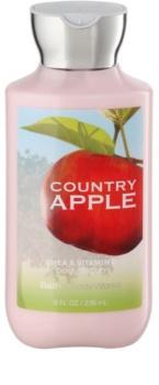 Bath & Body Works Country Apple tělové mléko pro ženy 236 ml