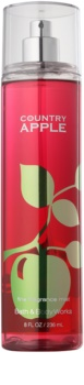Bath & Body Works Country Apple spray do ciała dla kobiet 236 ml