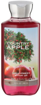 Bath & Body Works Country Apple Duschgel für Damen 295 ml