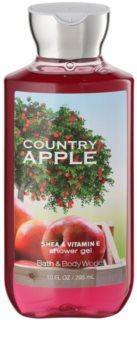 Bath & Body Works Country Apple Shower Gel for Women 295 ml