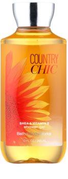 Bath & Body Works Country Chic Douchegel voor Vrouwen  295 ml