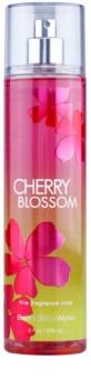 Bath & Body Works Cherry Blossom Body Spray  voor Vrouwen  236 ml