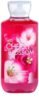 Bath & Body Works Cherry Blossom gel de douche pour femme 295 ml
