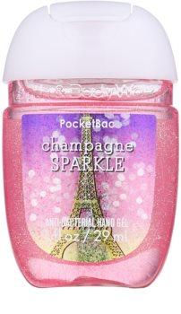 Bath & Body Works PocketBac Champagne Sparkle antibakteriális gél kézre