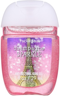 Bath & Body Works PocketBac Champagne Sparkle Gel pentru maini.