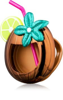 Bath & Body Works Coconut Coctail Scentportable Holder for Car   Hanging