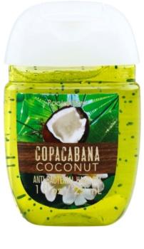 Bath & Body Works PocketBac Copacabana Coconut gel  para as mãos