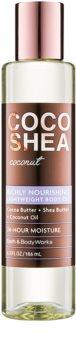 Bath & Body Works Cocoshea Coconut olej do ciała dla kobiet 186 ml
