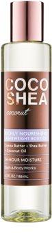 Bath & Body Works Cocoshea Coconut olio corpo per donna 186 ml