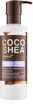 Bath & Body Works Cocoshea Coconut lotion corps pour femme 230 ml