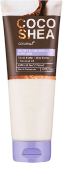 Bath & Body Works Cocoshea Coconut telový peeling pre ženy 226 g