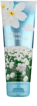 Bath & Body Works Cotton Blossom krema za telo za ženske 226 ml