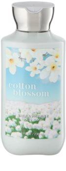 Bath & Body Works Cotton Blossom lait corporel pour femme 236 ml
