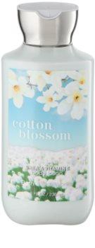 Bath & Body Works Cotton Blossom telové mlieko pre ženy 236 ml