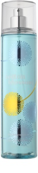 Bath & Body Works Cotton Blossom spray de corpo para mulheres 236 ml