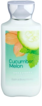 Bath & Body Works Cucumber Melon latte corpo da donna 236 ml