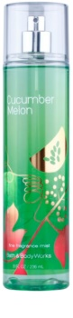 Bath & Body Works Cucumber Melon Bodyspray  voor Vrouwen  236 ml