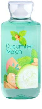 Bath & Body Works Cucumber Melon gel de douche pour femme 295 ml