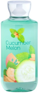 Bath & Body Works Cucumber Melon gel za prhanje za ženske 295 ml