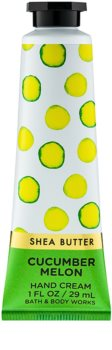 Bath & Body Works Cucumber Melon krem do rąk