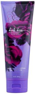 Bath & Body Works Dark Kiss telový krém pre ženy 226 g