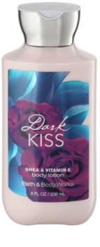Bath & Body Works Dark Kiss leite corporal para mulheres 236 ml