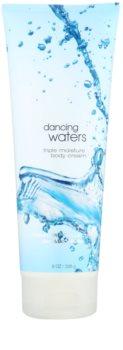 Bath & Body Works Dancing Waters tělový krém pro ženy 226 g