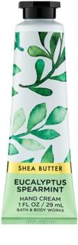 Bath & Body Works Eucalyptus Spearmint krém na ruky