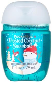 Bath & Body Works PocketBac Frosted Coconut Snowball Gel für die Hände
