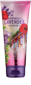 Bath & Body Works French Lavender And Honey crema de corp pentru femei 226 g