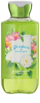 Bath & Body Works Gardenia & Fresh Rain żel pod prysznic dla kobiet 295 ml