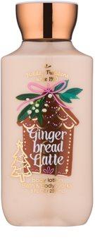 Bath & Body Works Gingerbread Latte latte corpo per donna 236 ml