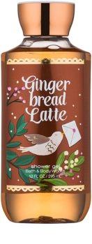 Bath & Body Works Gingerbread Latte gel doccia per donna 295 ml