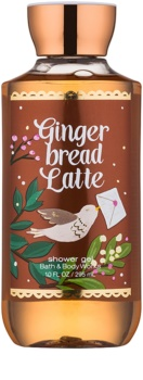 Bath & Body Works Gingerbread Latte sprchový gel pro ženy 295 ml