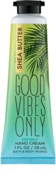 Bath & Body Works Good Vibes Only krém na ruce