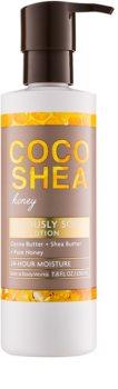 Bath & Body Works Cocoshea Honey telové mlieko pre ženy 230 ml