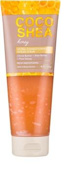 Bath & Body Works Cocoshea Honey Body scrub voor Vrouwen  226 gr