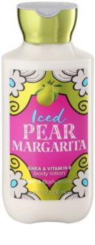 Bath & Body Works Iced Pear Margarita testápoló tej nőknek 236 ml