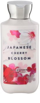 Bath & Body Works Japanese Cherry Blossom Bodylotion  voor Vrouwen  236 ml