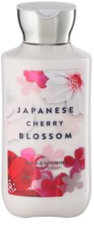 Bath & Body Works Japanese Cherry Blossom lapte de corp pentru femei 236 ml