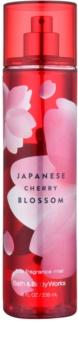 Bath & Body Works Japanese Cherry Blossom spray de corpo para mulheres 236 ml
