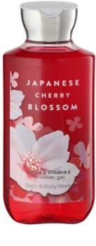 Bath & Body Works Japanese Cherry Blossom sprchový gél pre ženy 295 ml