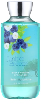 Bath & Body Works Juniper Breeze Douchegel voor Vrouwen  295 ml