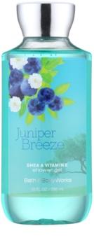 Bath & Body Works Juniper Breeze żel pod prysznic dla kobiet 295 ml
