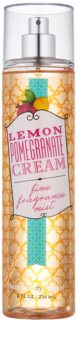 Bath & Body Works Lemon Pomegranate telový sprej pre ženy 236 ml