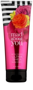 Bath & Body Works Mad About You tělový krém pro ženy 226 g